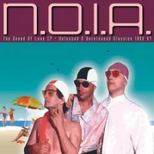 "N.O.I.A. ""The sound of love EP + Released & Unreleased classics 1983-87"
