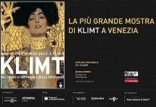 Mostra Venezia GUSTAV KLIMT