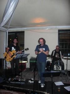 GLI AVVOLTOI Live Terapia (Impruneta)28-04-2012 17