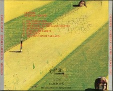 Genesis - Nursery Cryme (back)