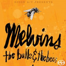 Melvins  THE BULLS & THE BEES