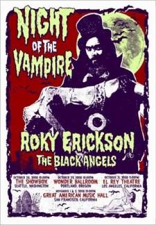 Roky Erickson VAMPIRE