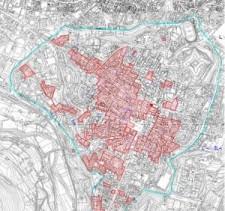 L'Aquila, la Zona Rossa
