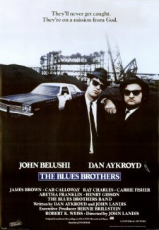 Yhe Blues Brothers