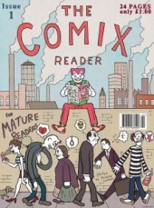 The Comix Reader