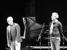 Ludovico Einaudi e Paolo Fresu