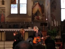 Patti Smith - Reading in Arezzo