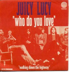 juicy lucy.whodoyoulove45giri