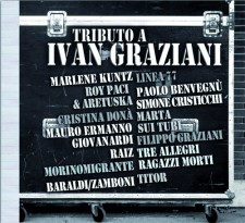TRIBUTO A IVAN GRAZIANI aa.vv.   Sony Music