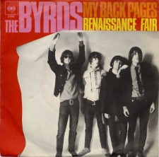 byrds my back pages