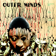 Outer Minds BEHIND THE MIRROR 2012 – Resurrection Records