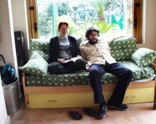 Alberto Scotti e Amy Denaio