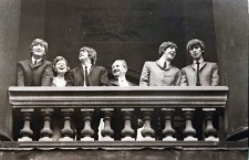 Town Hall Civic Reception 10th July 1964 and the northern premier of A Hard Days Night in Liverpool