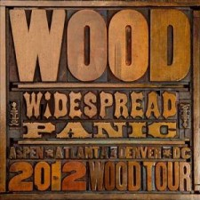 Widespread Panic  WOOD 2012 Widespread Records