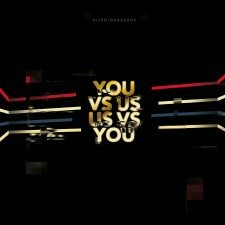 "Dispo/Barberos, ""You vs Us Us vs You"" split 12"" (Payper Tiger Records, Brigadisco Records, New Sonic Records, Hola Halo Records, 15 novembre 2012)"