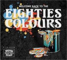 Welcome Back to the Eighties Colours, Psych-Out Records