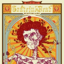 Grateful Dead LIVE IN WINTERLAND 1971 2012 – Dead / Rhino