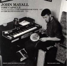 john mayall capsule