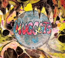 Autori Vari, Nuggets: Antipodean Interpolations of the First Psychedelic Era (Warner Music Australia, 23 novembre 2012
