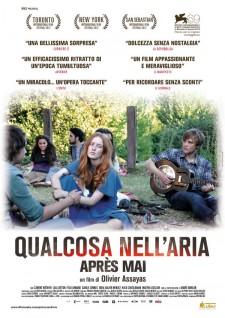 APRES MAI – BANDE ORIGINALE DU FILM