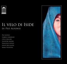 Peo Alfonsi Il Velo di Iside 2012 Egeamusic