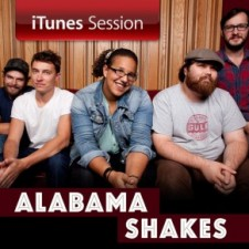 Alabama Shakes i tunes session