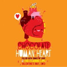 "The Flaming Lips ""CHOCOLATE HUMAN HEART"