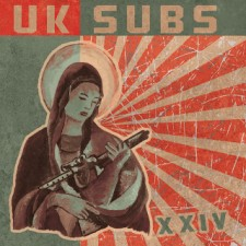 UK SUBS ALBUM