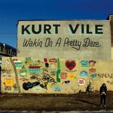 Kurt Vile WAKIN' ON A PRETTY DAZE 2013 Matador Records