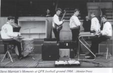 Steve Marriott's Moments at Loftus Road 1964