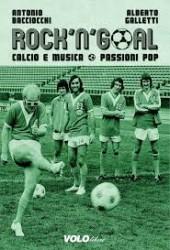 Rock'n'Goal libro Bacciocchi