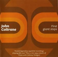 john coltrane first