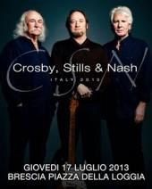 CrosbyStillsNash live brescia