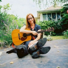 Laura Veirs WARP & WEFT 2013 Raven Marching Band Records