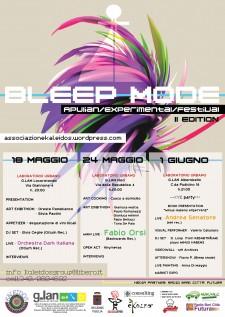 Bleep Mode 2013