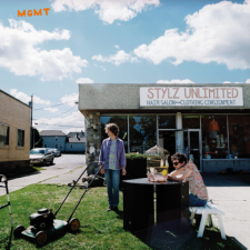 "MGMT ""MGMT"" (17 settembre 2013 Sony"