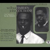 Coltrane HARDEN_SAVOY SESSIONS