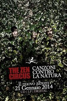 Zen Circus: nuovo disco a gennaio