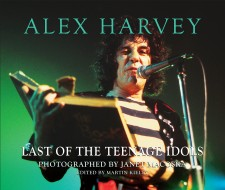 alex harvey book