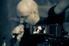 Carmine Mangone foto di Gianpaolo Del Bove