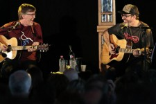 Norman Blake and Joe Pernice