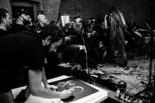 OVO + Rocco Lombardi foto di Gianpaolo Del Bove