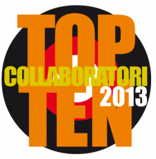 Top 10 2013 dei collaboratori di Distorsioni