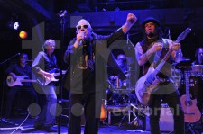 Eric Burdon Performs in Berlin