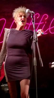Kristina Moser live 2