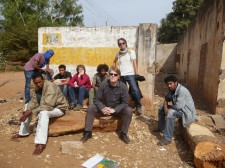Dirtmusic, bamako 2008