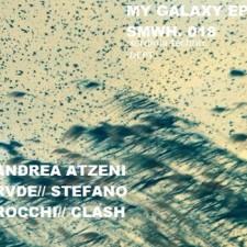 Andrea Atzeni MY GALAXY EP