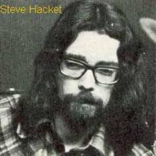 steve hacket