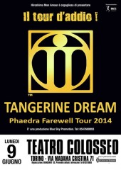 tangerine dream live
