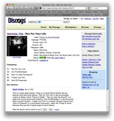 discogs-release